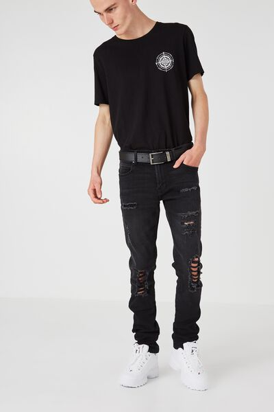 The Bandit Jean, BLACK BLOW OUT