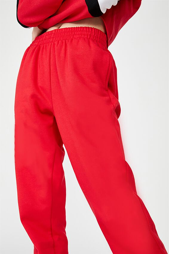 Classic Trackpant, LYCHEE