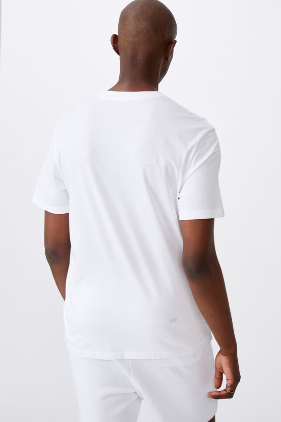 Regular Graphic T Shirt, WHITE/CHICAGO