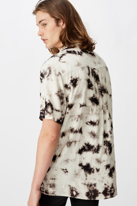 Resort Shirt, TIE DYE