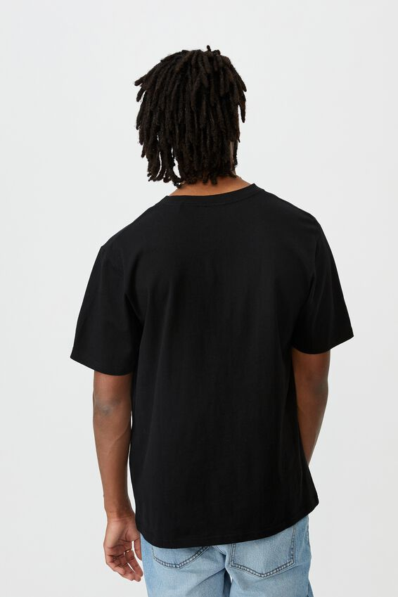 Regular License T Shirt, BLACK/BIGGIE NYC