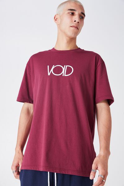 Og Amped Tee, PURPLE POTION/VOID IF REMOVED