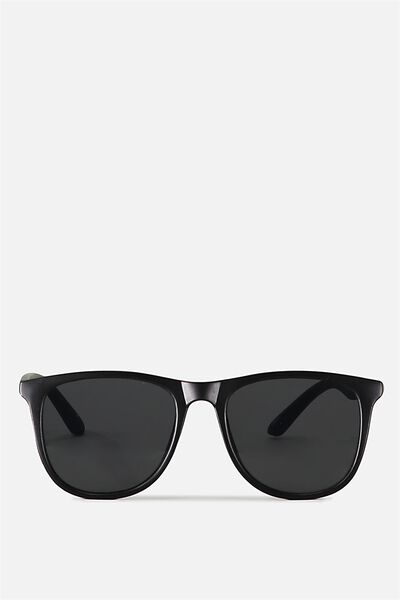 Waymax Sunnies, BLACK_SMOKE