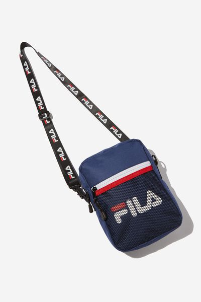 Fila Lcn Pouch Bag, NAVY