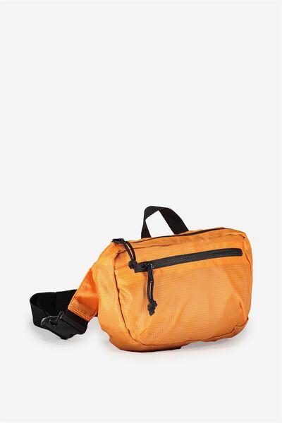 Travel Hip Pack, ORANGE_BLACK