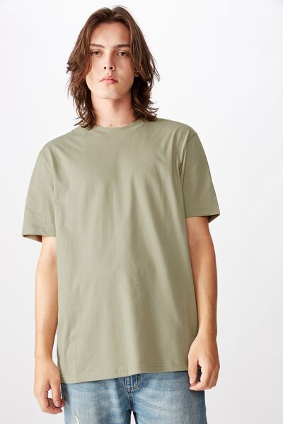 Regular T Shirt, PISTACHIO GREEN