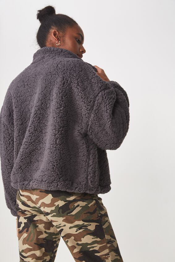Teddy Bomber, GREY