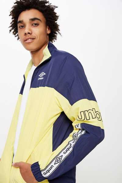 Umbro Lcn Windbreaker, LIMELIGHT SPLICE