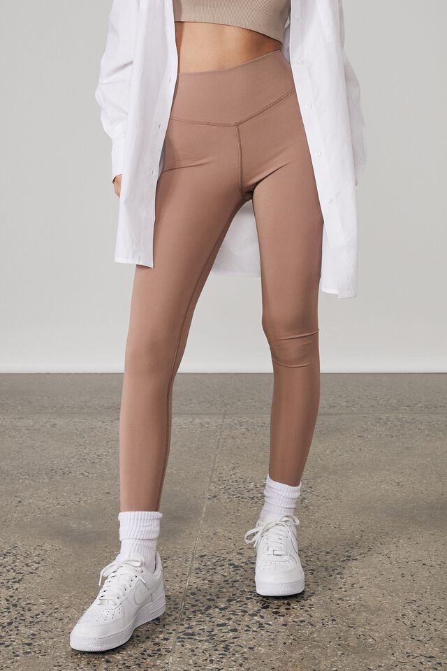 Super Luxe Legging, DIRTY BLUSH