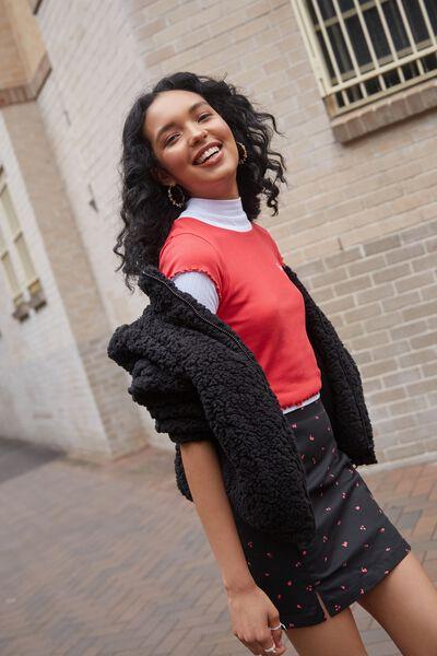 828702a789a1 Womens Skirts l Pleated, A-line, Denim, Midi, Mini l Factorie