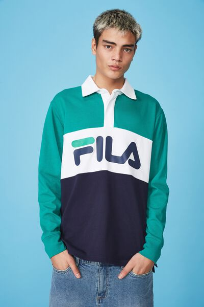 090e5c0149de FILA x Factorie | Trackies, T Shirts, Jackets & More | Factorie