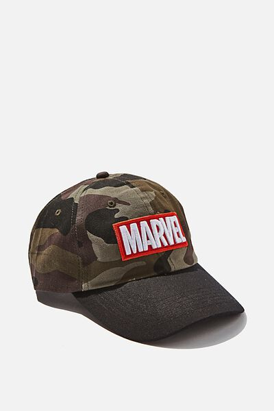 Lcn Dad Cap, MARVEL