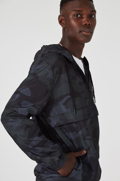 Berkeley Windbreaker, CAMO PRINT