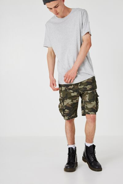Capt Utility Short, DIRTY CAMO