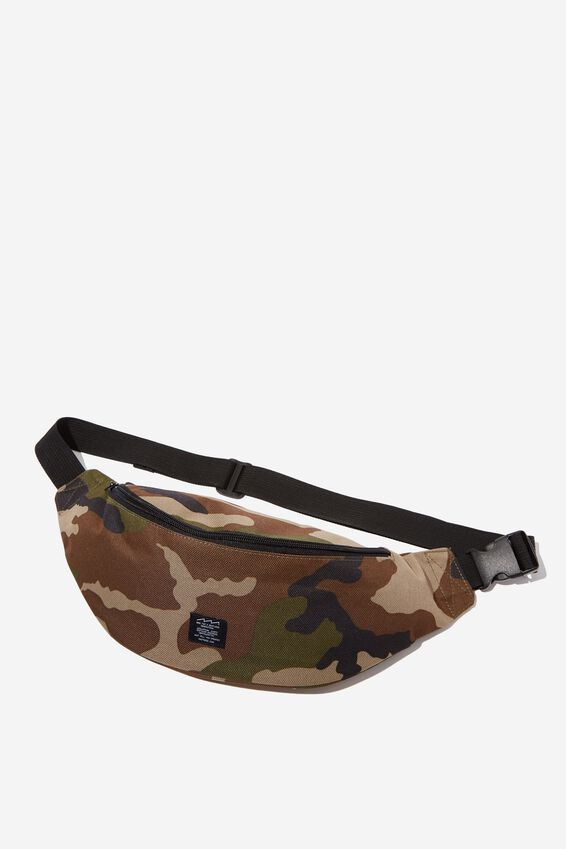All Day Bumbag, CAMO