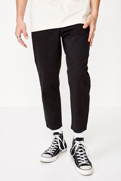 The Skate Pant, BLACK