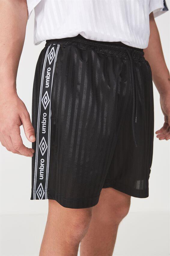 Umbro Lcn Soccer Shorts, UMBRO BLACK
