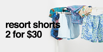 2 for $30 Shorts